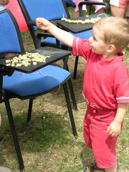 Children's Day in Aupark 2007