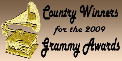 Country Winners