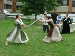 Historical Fencing