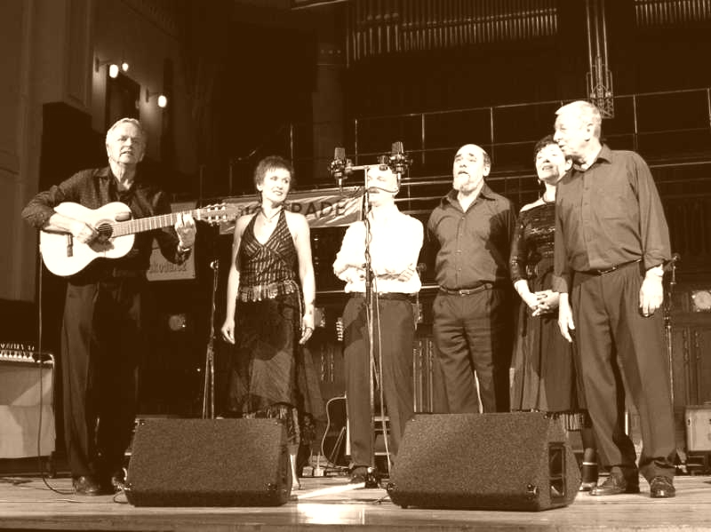 Spiritual Kvintet